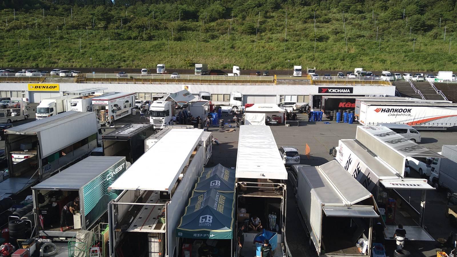 TKU スーパー耐久レース in オートポリス Part.3